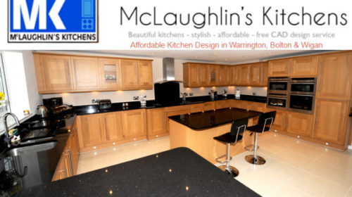 McLaughlin's Kitchens' Offer To Season Ticket Holders