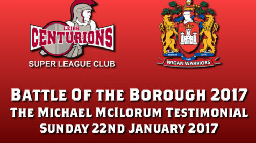 Squads Announced For The Battle Of The Borough
