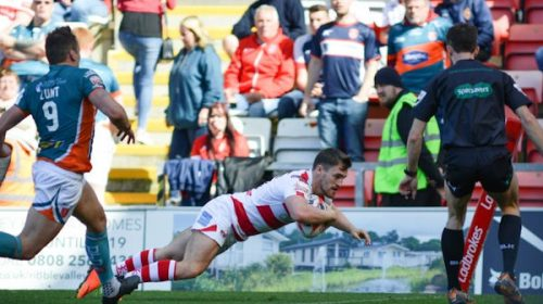 Leigh Centurions Vs Hull KR Highlights