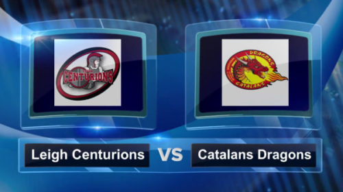Centurions Announce 19 Man Squad For Friday's Catalans Clash