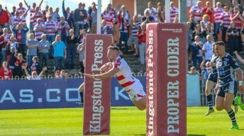 Featherstone Rovers Vs Leigh Centurions – Now Showing on LCTV