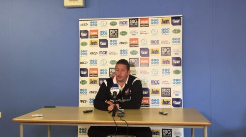 Neil Jukes – Post Match Press Conference