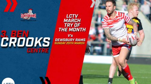 LCTV's – March Try of the Month