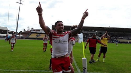 Toulouse Olympique Vs Leigh Centurions – Match Highlights