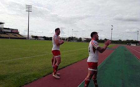 Tolouse Olympique Vs Leigh Centurions – Full Match