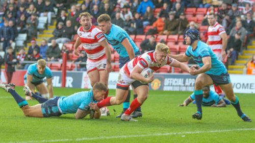 Leigh Centurions Vs Featherstone Rovers – Highlights