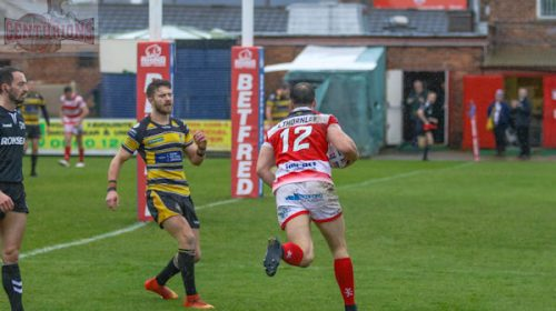 York Knights Vs Leigh Centurions – Full Match