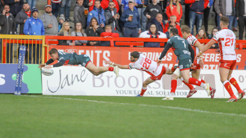 Hull KR Vs Leigh Centurions – Challenge Cup Highlights