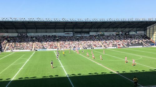 Widnes Vikings Vs Leigh Centurions – Match Highlights
