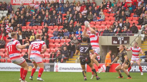 Leigh Centurions Vs Sheffield Eagles – Full Match