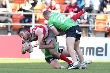 Leigh Centurions Vs Widnes Vikings – Summer Bash Match