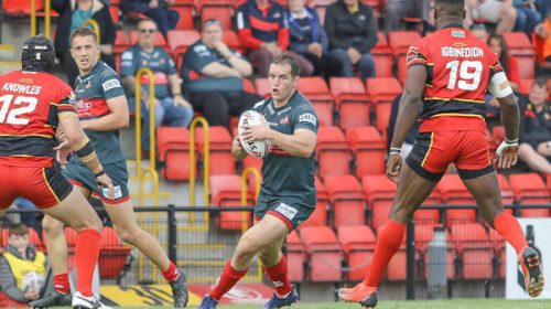Dewsbury Rams Vs Leigh Centurions – Match Highlights