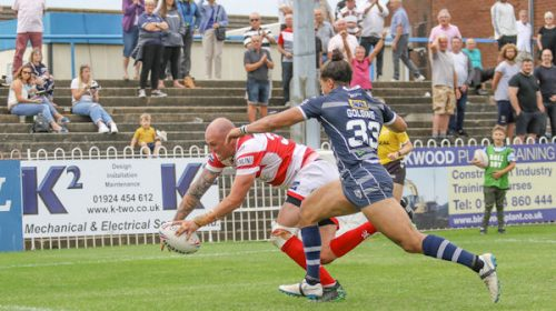 Featherstone Rovers Vs Leigh Centurions – Highlights