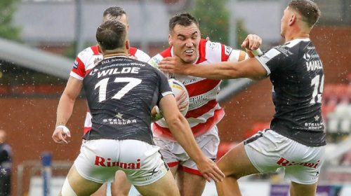 Leigh Centurions Vs Widnes Vikings – Highlights