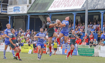 Barrow Raiders Vs Leigh Centurions – Full Match