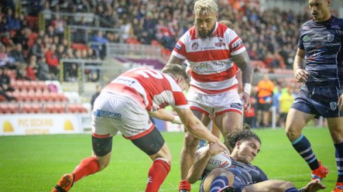 Leigh Centurions Vs Featherstone Rovers – Betfred Championship Elimination Final – Now Showing on LCTV