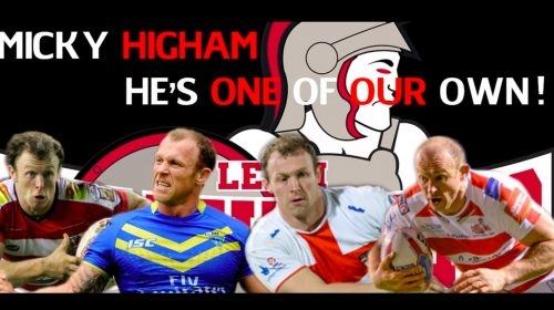 2019 Awards Evening – Micky Higham Tribute