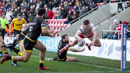 Every Leigh Centurions Try In 2020 ………. So Far