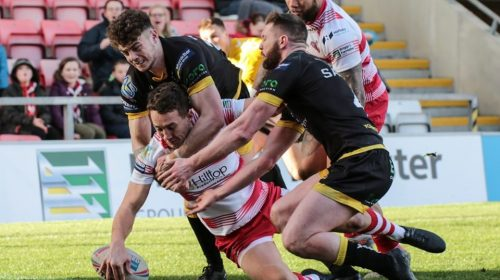 Leigh Centurions Vs York City Knights – Match Highlights