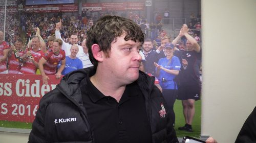 John Duffy Post York Match