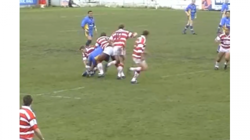 Leigh Centurions Vs Whitehaven – Arriva Trains Cup Semi Final – 2003