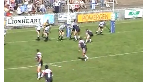 Featherstone Rovers Vs Leigh Centurions – LHF National League 1 – 2003