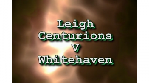 Leigh Centurions Vs Whitehaven – LHF National League 1 – 2004