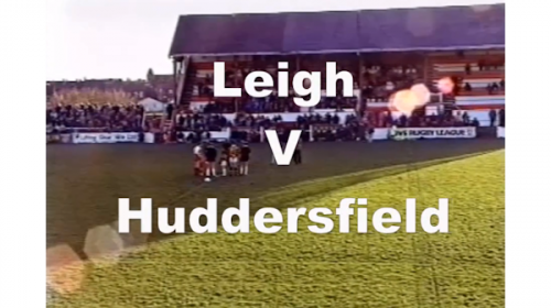 Leigh Vs Huddersfield – Regal Trophy Round Two – 1993