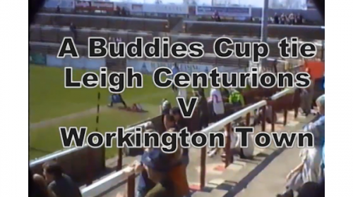 Leigh Centurions Vs Workington Town – Buddies Cup – 2002