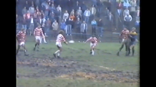 Doncaster Vs Leigh – 1986
