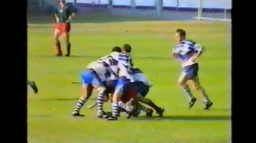 South Wales RLFC Vs Leigh – Division 2 – 1996