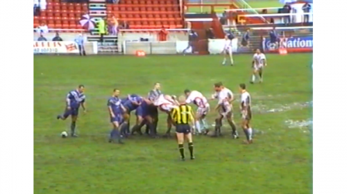 Leigh Centurions Vs Swinton Lions – Northern Ford Premiership – 2002