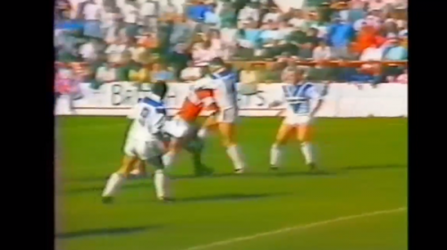 Leigh Vs St Helens – Lancashire Cup – 1987