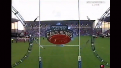 Huddersfield Giants Vs Leigh Centurions – Northern Ford Premiership Grand Final – 2002