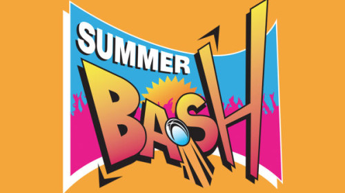 Summer Bash Tickets On Sale Until 3pm Friday