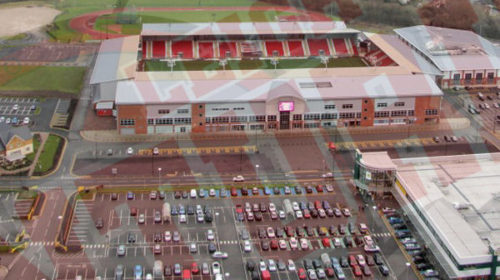 Leigh Centurions To Face London Broncos  At LSV on 27th January