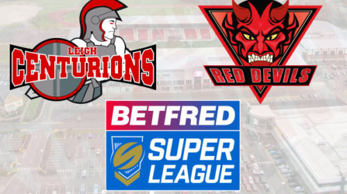Date Change – Leigh Centurions Vs Salford Red Devils