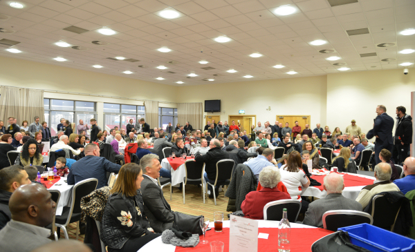Leigh Centurions Vs. Widnes Vikings: Experience VIP Hospitality In The Premier Club