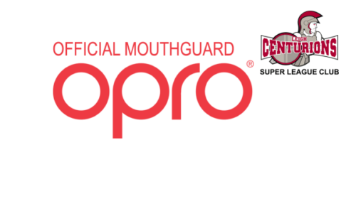 OPRO To Be Leigh Centurions' Official Mouthguard Providers