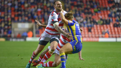 Leigh 22 – 8 Warrington