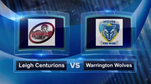 Centurions Announce 19 Man Squad For Warrington Fixture