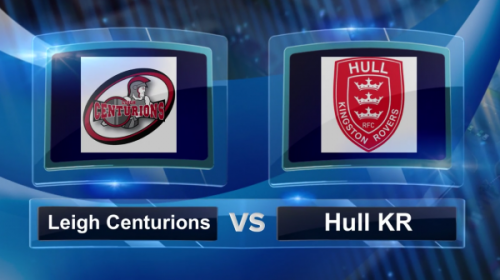 Centurions Announce 19 Man Squad For Hull KR Game