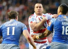 Leigh 26 – 40 Wakefield