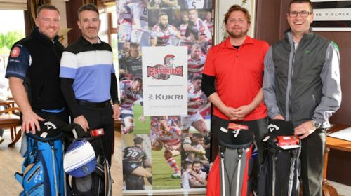 Evans Halshaw Take The Spoils At The Leigh Centurions Golf Day