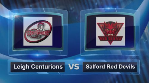 Centurions Announce Squad For Dacia Magic Weekend