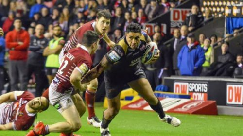 Willie Tonga Released From Leigh Centurions By Mutual Consent
