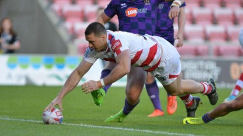 Lachlan Burr Looking Forward To The Future With Leigh Centurions