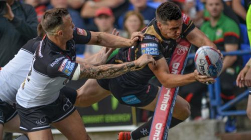 Widnes 36 – 10 Leigh