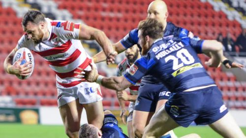 Sam Hopkins Signs New Three-Year Deal With Leigh Centurions