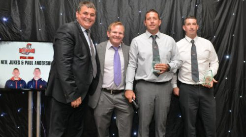 End Of Season Awards Dinner: 24th August 2017